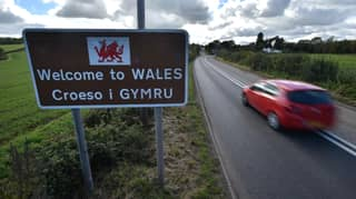 Family From Sussex Travel Five Hours To Wales - Only To Get Escorted Away By Police