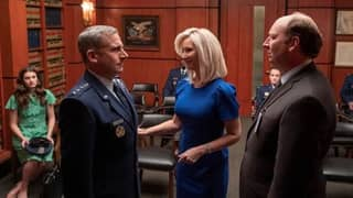 First Look At Netflix's Space Force Starring Steve Carell And Lisa Kudrow
