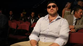 Tyson Fury Lays It Into 'Fraud' Anthony Joshua