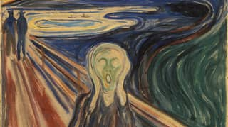 Mystery Hidden Message In The Scream May Have Finally Been Solved