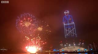 People Can't Get Over Bizarre New Year's Eve Captain Tom Tribute