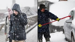 UK Might Finally Get White Christmas As Coldest Winter In Eight Years Is Predicted