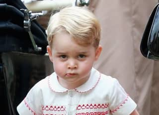 Council Worker In Trouble Due To A Meme About Prince George Being A 'Fucking Dickhead'
