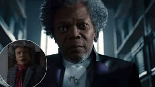 The Actress Who Plays Samuel L. Jackson's Mum In Glass Is Younger Than Him