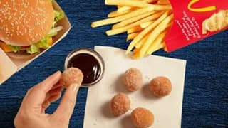 McDonald's Australia Is Rolling Out Those $2 Doughnut Balls And Chocolate Sauce Nationwide