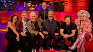 Will Ferrell Dancing The Rumba Was The Highlight Of A '​Graham Norton Show' To Remember