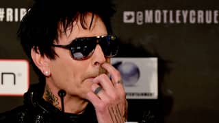 Tommy Lee Claims He Was Drinking Two Gallons Of Vodka A Day Last Year