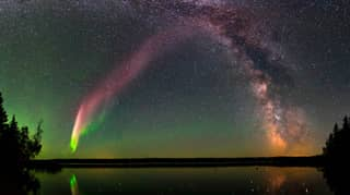 A New Type Of Northern Lights Has Been Discovered By 'Citizen Scientists'