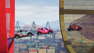 GTA Online Has Added A 'Mario Kart' Inspired Expansion