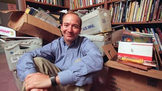First Listing Jeff Bezos Ever Posted For Amazon Emerges 27 Years Later