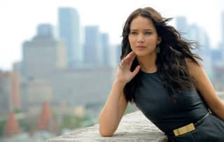 A Picture Of Jennifer Lawrence Gripping A Tape Measure Has Been Photoshopped By Many Funny People