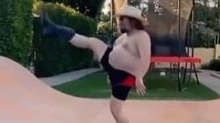 Jack Black Shares Bizarre Dance Video As He Joins TikTok