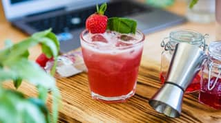 Company Is Offering £400 For People To Drink Cocktails At Home