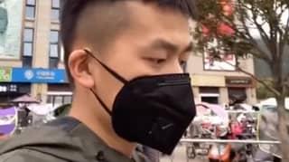 Vlogger Explains Life In Major Chinese City Under Coronavirus Restrictions