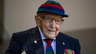 Captain Sir Tom Moore Has Died