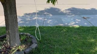 Rainn Wilson Shares Picture Of Noose Hung In African-American Family's Garden