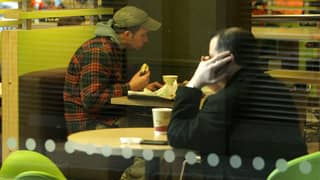 One In 10 Adults Thinks Their Partner Eating McDonald's Without Them Is As Bad As Cheating