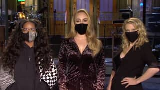 Fans Say Adele Looks 'So F***ing Good' In Saturday Night Live Promo