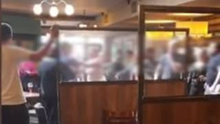 Video Shows Brawl Break Out At Busy Wetherspoon Pub During Sunday Booze Up