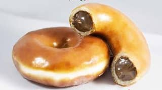 Krispy Kreme Is Selling Nutella Filled Doughnuts But They're Not In The UK Yet