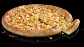 Say Cheese! Pizza Hut Is Launching A New Mac And Cheese Pizza