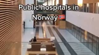 Public Hospital In Norway Has Left People Amazed