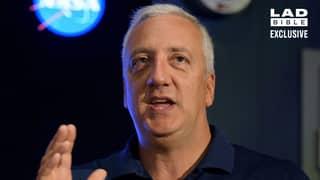 NASA Astronaut Says Flat Earthers Need To Go Back To School