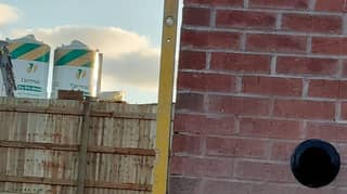 Contractor Sacked After Sharing Video Of 'Wonky Walls' On Housing Development