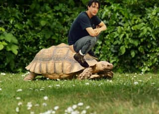 Random Photo Of Keanu Reeves Sparks Mass Photoshop Competition