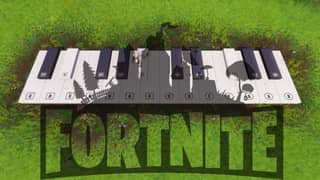 Fortnite Giant Piano Location: Where To Find The Oversized Piano