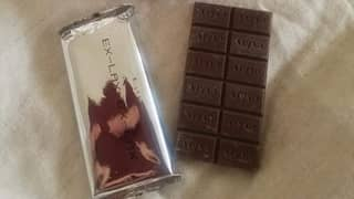 Man Accidentally Eats Whole Bar Of Laxative Chocolate To His Wife's Amusement