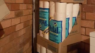 Man Gives Away 270 Vintage Toilet Rolls He Found In Late Dad's Storage Unit