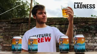 Student Launches Brewing Company Using Discarded Supermarket Bread