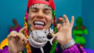 Tekashi 6ix9ine Claims He Spent £750,000 On Finding Nemo Chain