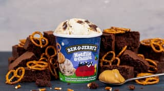 Ben & Jerry's Bringing Out New Netflix and Chill'd Flavour