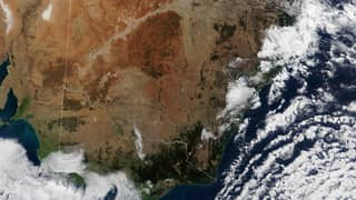 Satellite Photos Show Southeastern Australia Recovering From Drought And Bushfires