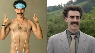Borat 2 Wins Best Comedy Film At The Golden Globes
