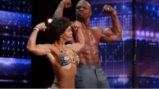 Bodybuilding 73-Year-Old Shows Off Muscles On America's Got Talent