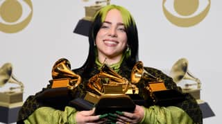Billie Eilish Walks Away With The Four Big Grammy Awards