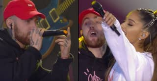 Mac Miller's Last UK Performance Was Duet With Ariana Grande At One Love Manchester Concert