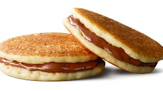 Mini Hotcakes With Nutella Go On Sale At McDonald's Australia Today