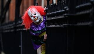 American 'Killer Clown' Blown Up After Being Chased Into Jungle