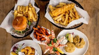 London's First Vegan Fish And Chip Shop Is Here