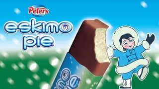 Peters Ice Cream Is Changing 'Derogatory' Eskimo Pie Name In Australia