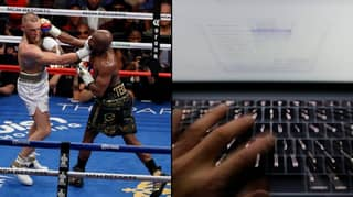 Over Three Million People Reportedly Illegally Stream Mayweather Vs McGregor