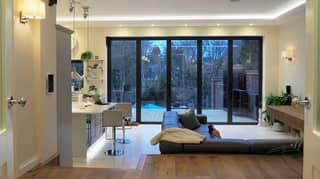 Couple Transform Run-Down House Into Incredible Dream Home