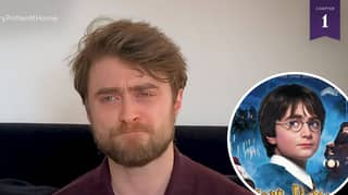 Daniel Radcliffe Reads First Chapter Of Harry Potter And The Philosopher's Stone