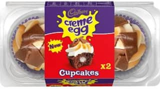 Iceland Is Selling Creme Egg Cupcakes And They Look Absolutely Delicious