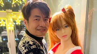 Man Engaged To Sex Doll Happily Announces Arrival Of New Family Member