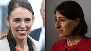 Gladys Berejiklian Calls On Jacinda Ardern To Allow NSW People To Travel To New Zealand